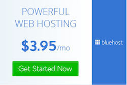 Get Powerful Web Hosting with Bluehost